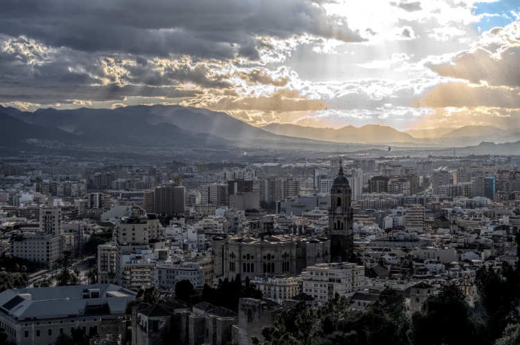 Malaga - Spaans leren - Niveautest A2