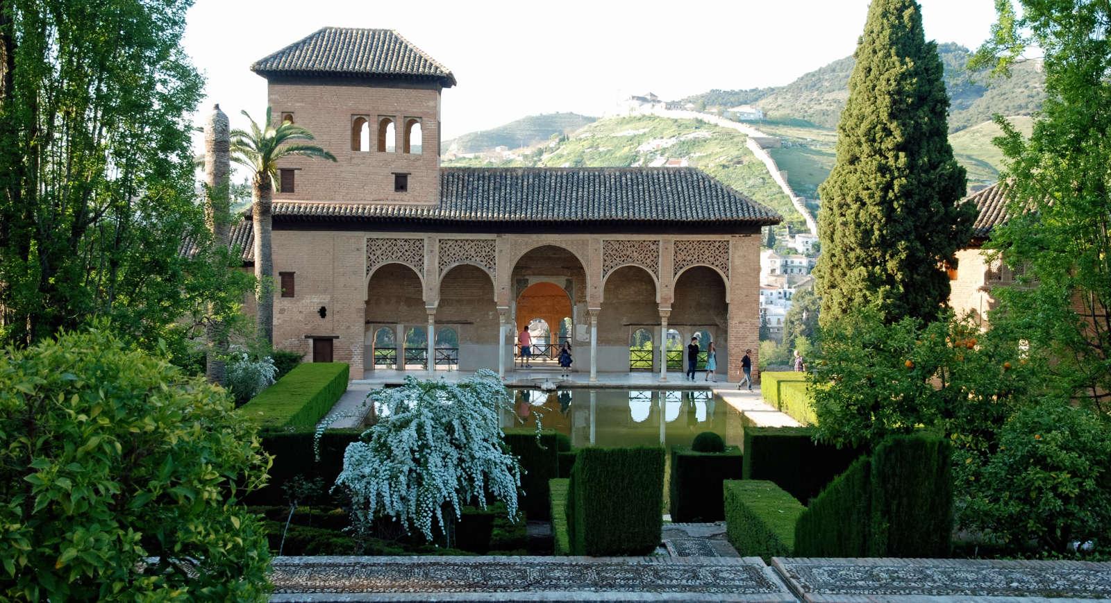 Spaans leren Eindhoven - La Alhambra Granada