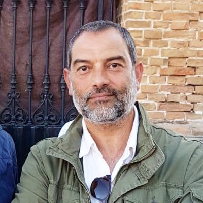 Streeks delicatessen meegenomen uit Andalusië door de Spaanse docenten.