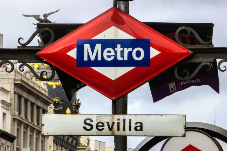 Metro - Spaans leren - Niveautest A2